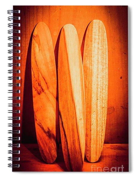 Boarding House Spiral Notebook