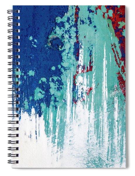 Boatyard Art Spiral Notebook