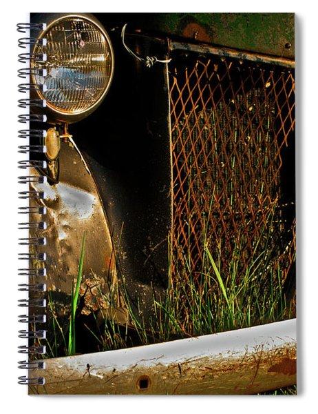 Bodie 14 Spiral Notebook