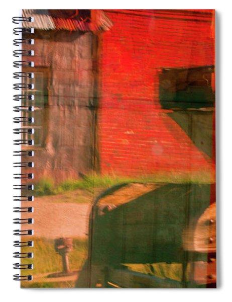 Bodie 4 Spiral Notebook