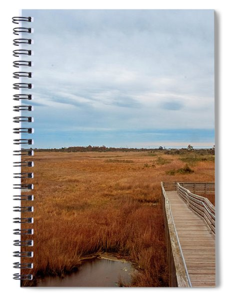 Bodie Island Lighthouse No. 3 Spiral Notebook