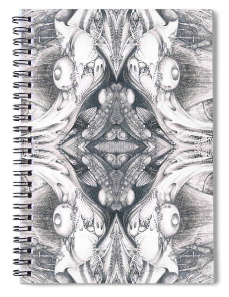 Bogomil Variation 10 Spiral Notebook