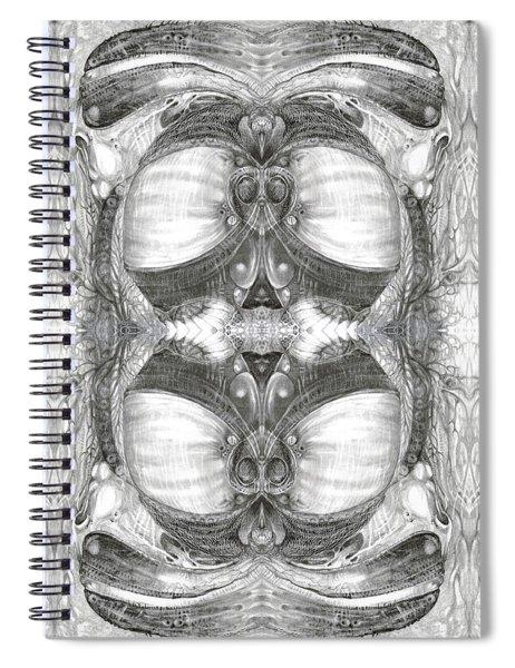 Bogomil Variation 2 Spiral Notebook