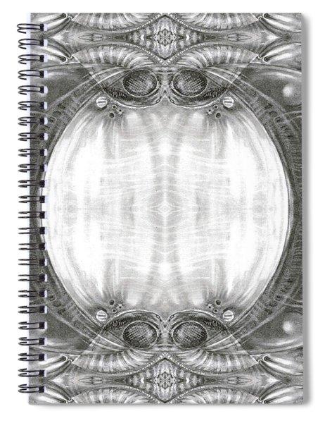 Bogomil Variation 3 Spiral Notebook