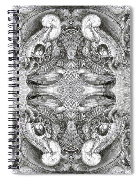 Bogomil Variation 5 Spiral Notebook