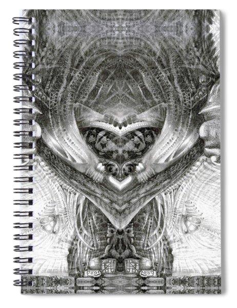 Bogomil Variation 6 Spiral Notebook