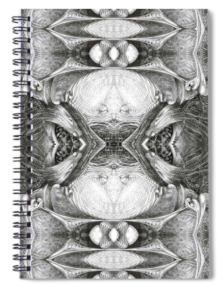 Bogomil Variation 7 Spiral Notebook