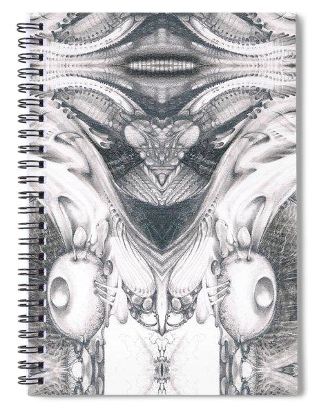 Bogomil Variation 9 Spiral Notebook