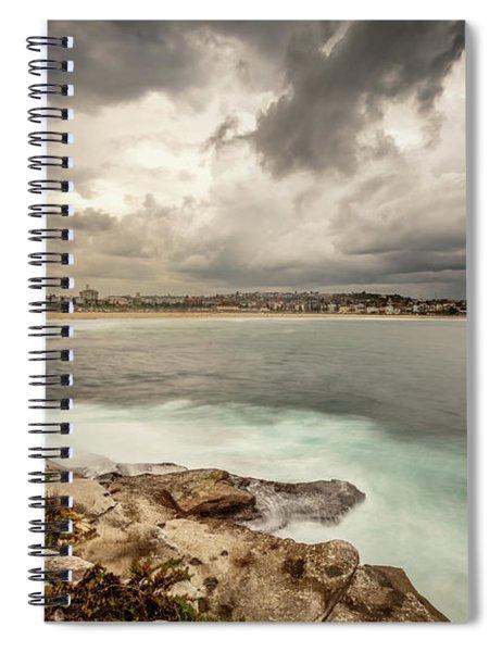 Bondi Beach Spiral Notebook