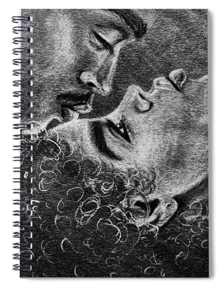 Bone Of My Bone  Spiral Notebook