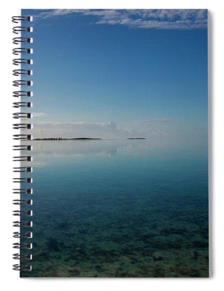 Bonefish Flats, Great Exuma Spiral Notebook