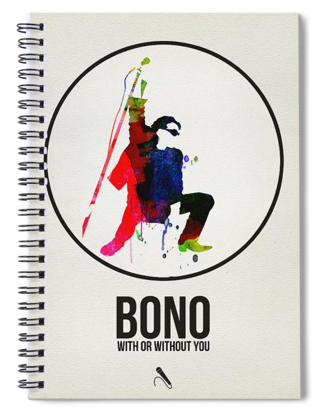 Bono II Spiral Notebook