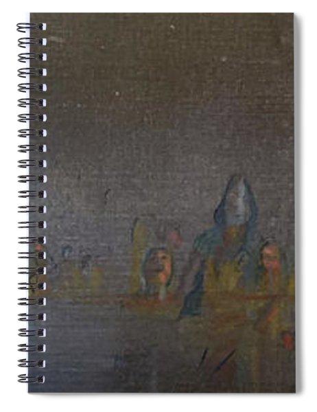 Border Wall Spiral Notebook