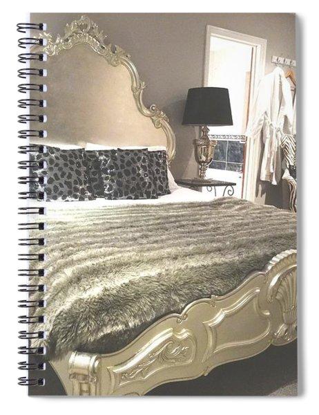 Boudoir Spiral Notebook