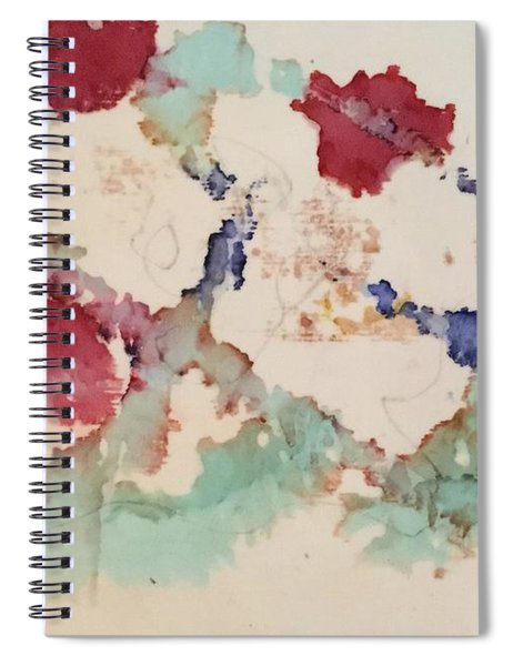Boundaries In Pencil Spiral Notebook