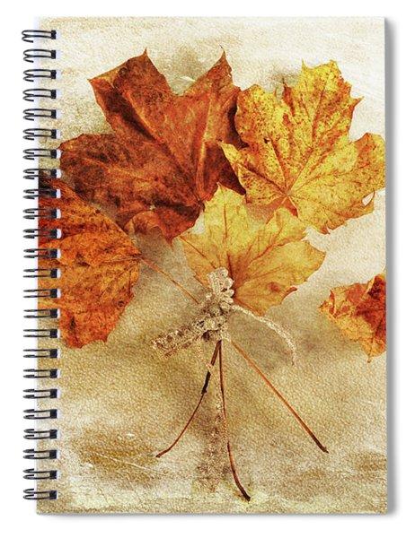 Bouquet Of Memories Spiral Notebook