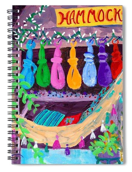Boutique, A Shop In Santa Fe Spiral Notebook