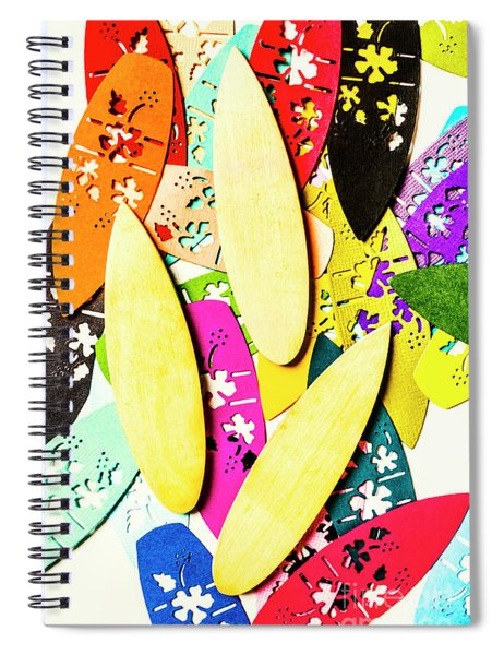 Brb Making Waves Spiral Notebook