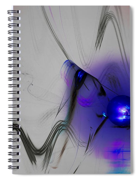 Break Away Spiral Notebook
