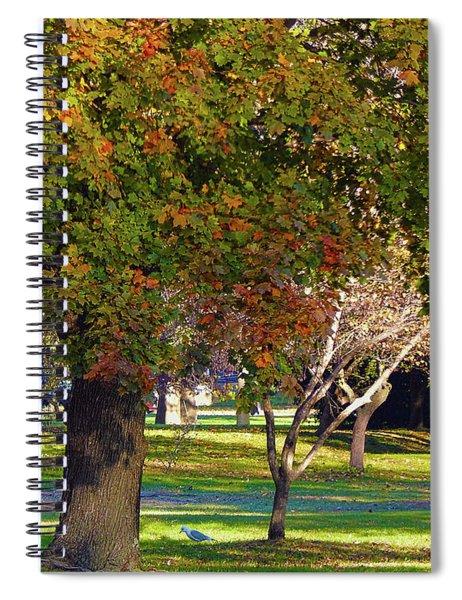 Breakfast Spiral Notebook