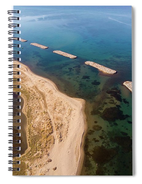 Breakwater Spiral Notebook