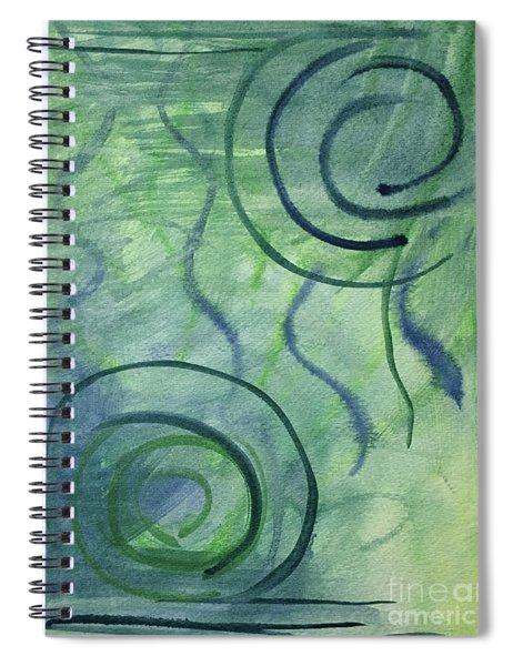 Beach Collection Breeze 2  Spiral Notebook