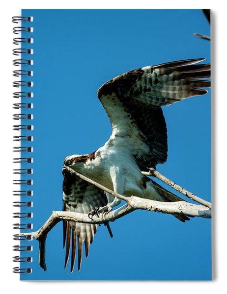 Breezy Spiral Notebook