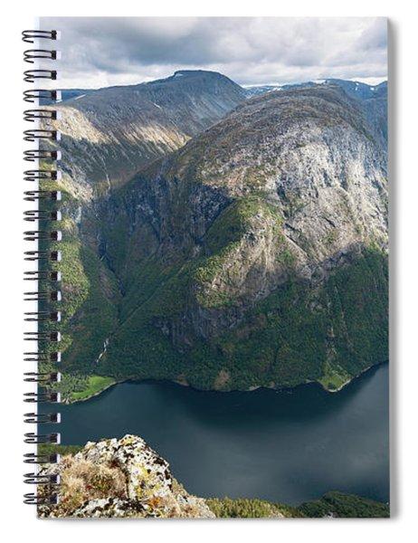 Breiskrednosie, Norway Spiral Notebook