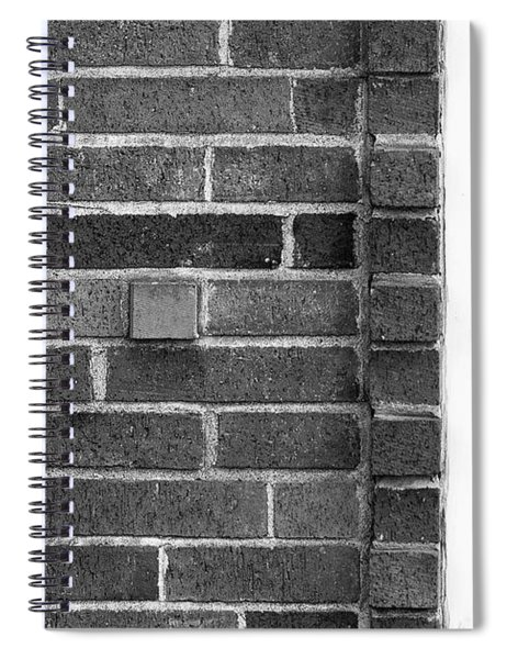Brick And Glass - 2 Spiral Notebook