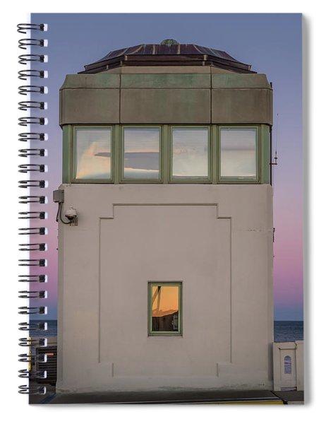 Bridge Tender's Tower Spiral Notebook