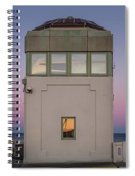 Bridge Tender's Tower Spiral Notebook