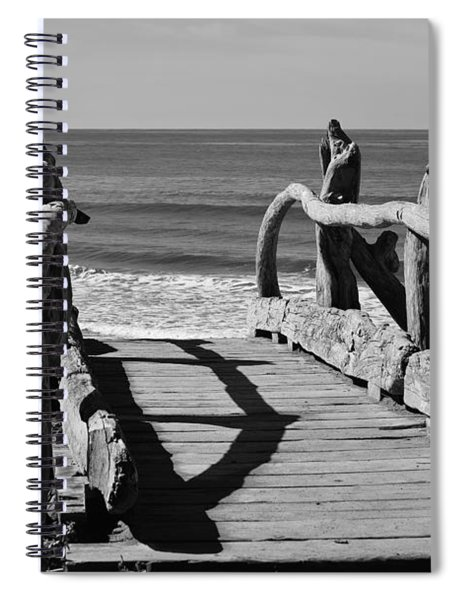 Bridge To Heaven Spiral Notebook