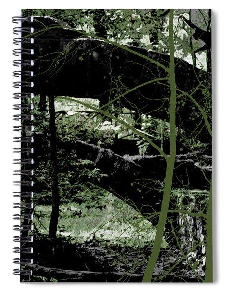 Bridge Vi Spiral Notebook