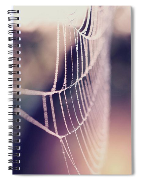 Bright And Shiney Spiral Notebook