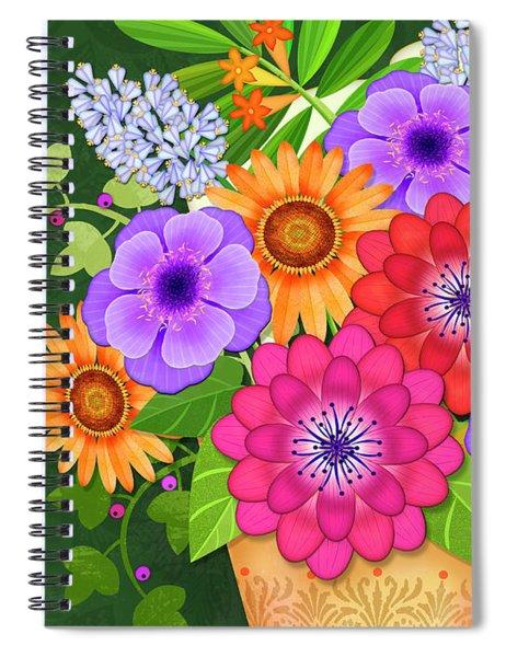 Bright Side  Spiral Notebook