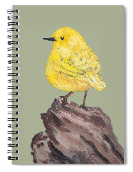 Bright Spot #2 Spiral Notebook