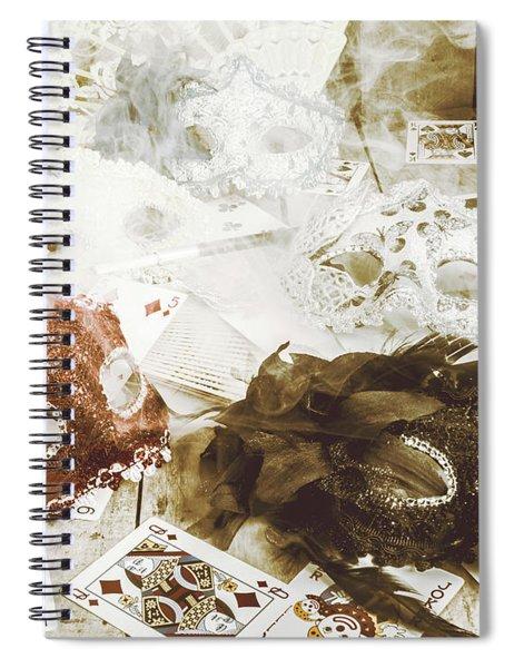 Broad Bet Spiral Notebook