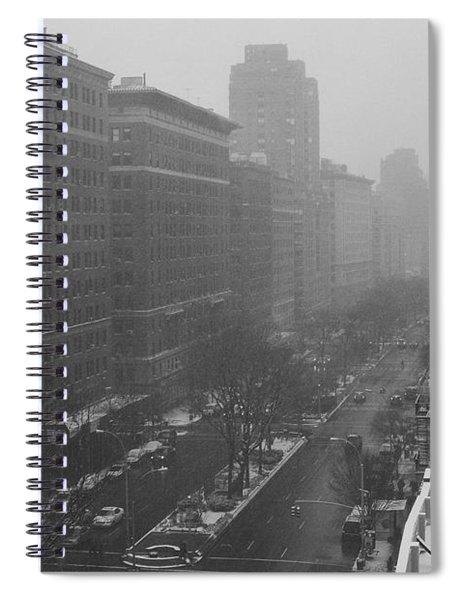 Broadway Spiral Notebook
