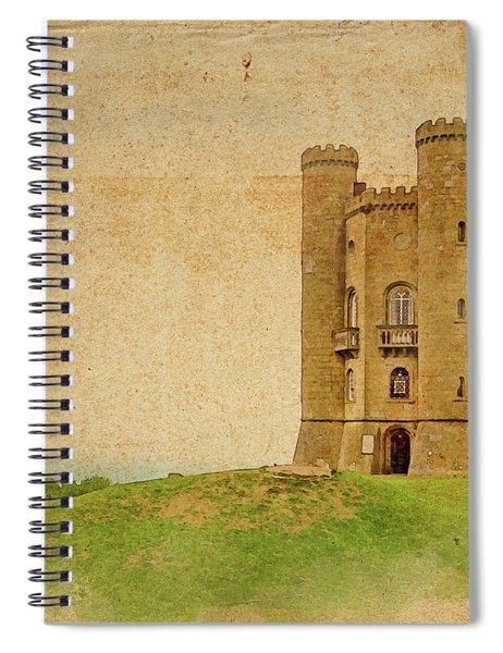 Broadway Tower Spiral Notebook