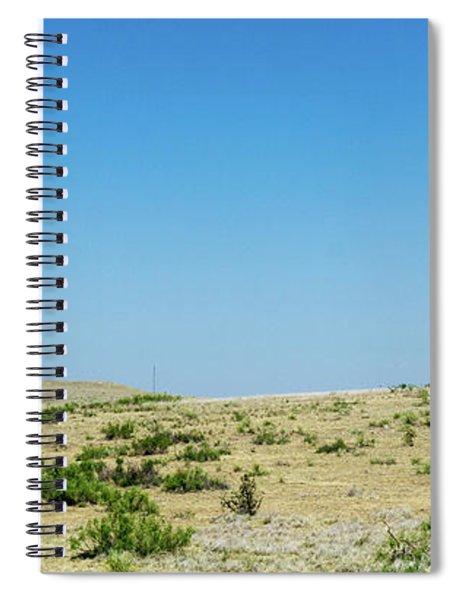 Brokedown Palace Spiral Notebook
