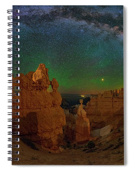 Bryce Panorama Spiral Notebook
