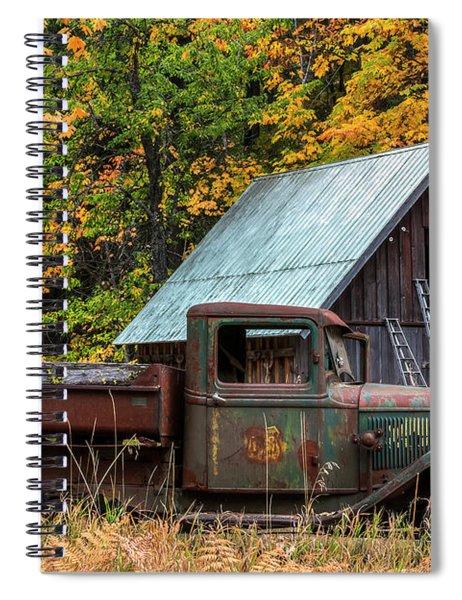 Buckner Orchard Spiral Notebook