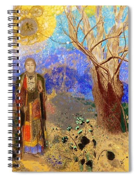 Buddha - Digital Remastered Edition Spiral Notebook