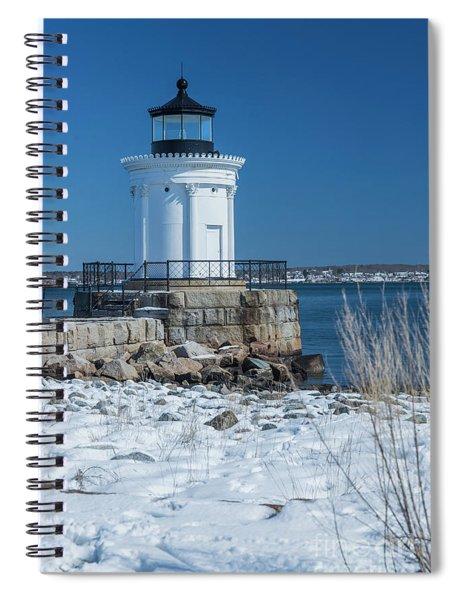 Bug Light Winter IIi Spiral Notebook