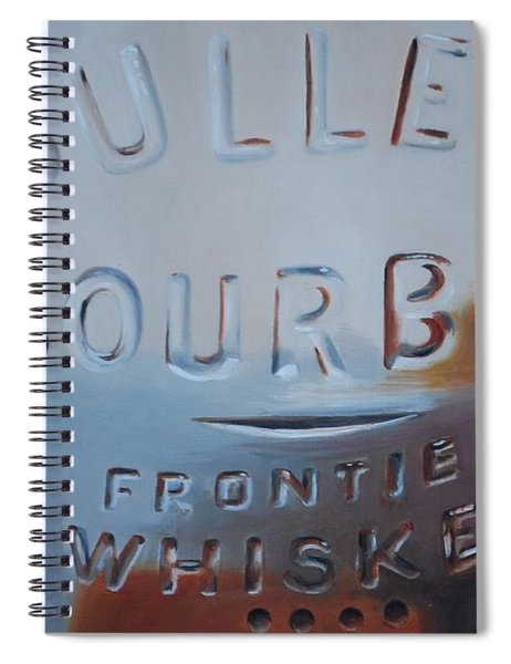 Bulleit Spiral Notebook