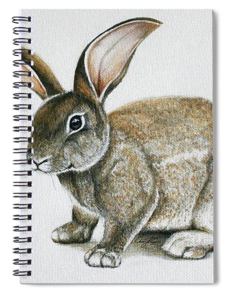Bunny 1 Spiral Notebook