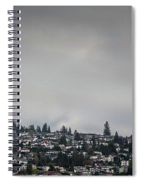 Burnaby Hill Spiral Notebook