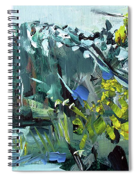 Burton Dock II Spiral Notebook