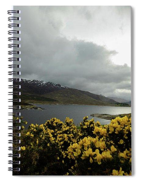 Buttercream Solitude Spiral Notebook
