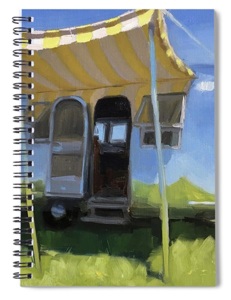 Buttercups And Lemonade Spiral Notebook
